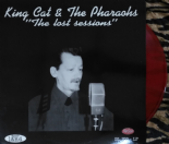 "LP ✦✦ KING CAT & THE PHARAOHS (Willie Lewis) ✦✦ "" The Lost Sessions """